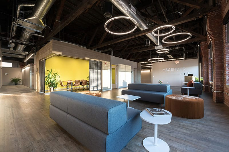 Ascender Coworking: Shared Space